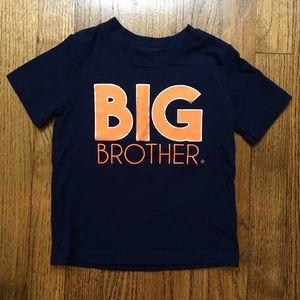 Carter's Big Brother T-shirt